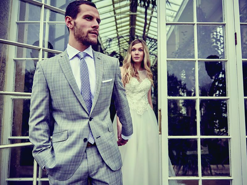 Basic rules for choosing the groom's suit