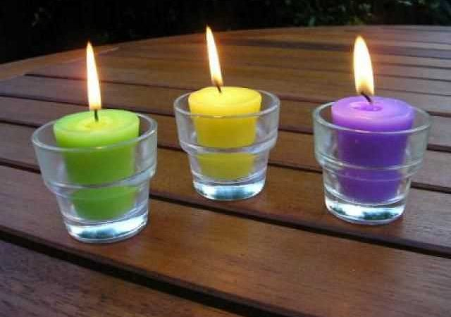Varieties Of Candle Wax Used For Candle Making