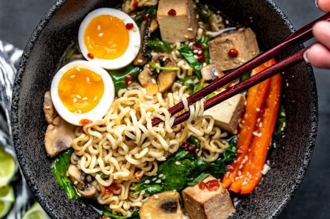 Ramen Noodles Are Becoming Popular