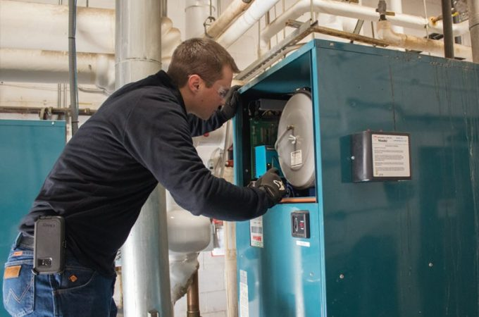 HVAC Improvements for Existing Buildings